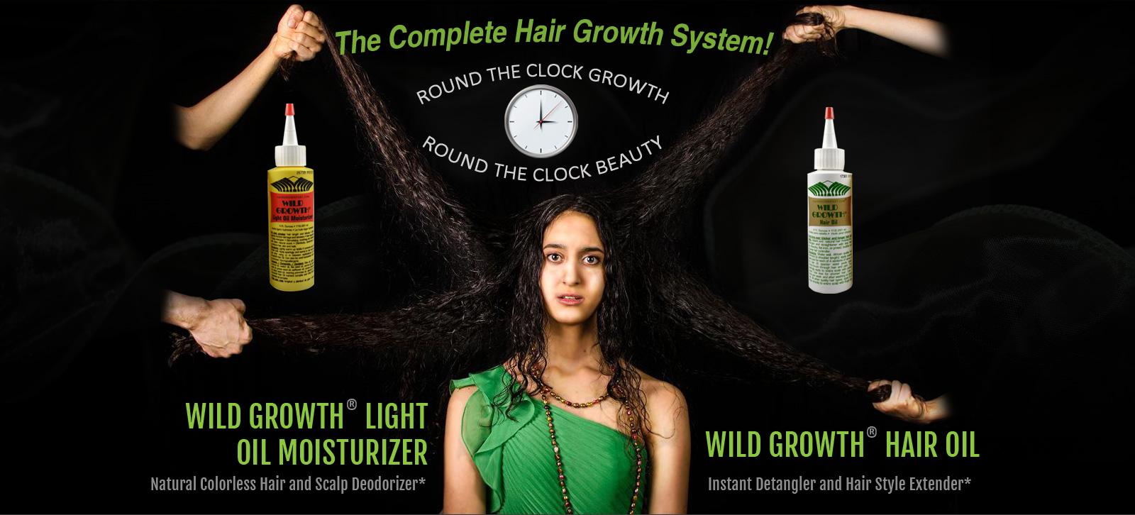 The Complete Hair Growth Sysytem